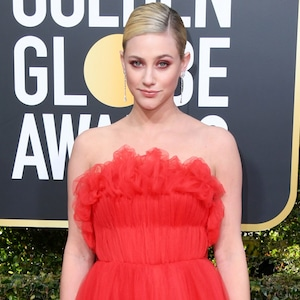 Lili Reinhart, 2019 Golden Globes, Golden Globe Awards, Red Carpet Fashions