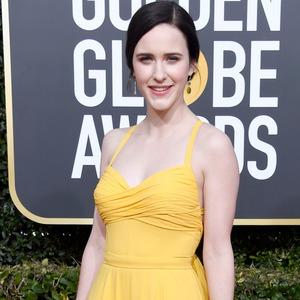 Rachel Brosnahan, 2019 Golden Globes, Golden Globe Awards, Red Carpet Fashions