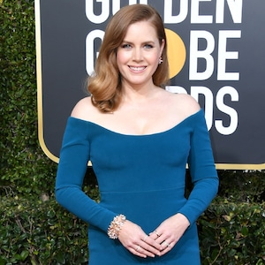 Amy Adams, 2019 Golden Globes, Golden Globe Awards, Red Carpet Fashions