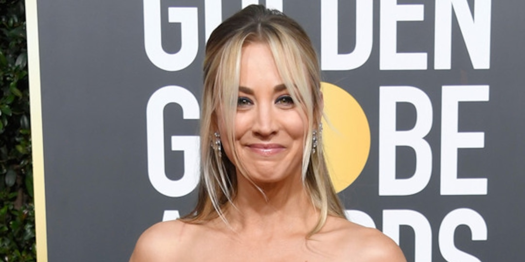 See Kaley Cuoco, Spike Lee and More React to Their 2021 SAG Award Nominations - E! Online.jpg