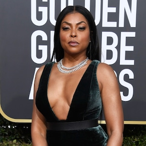 Taraji P. Henson, 2019 Golden Globes, Golden Globe Awards, Red Carpet Fashions