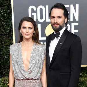 Keri Russell, Matthew Rhys, 76th Annual Golden Globe Awards