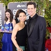 FIJI Water Girl Is Living Her Best Life at 2019 Golden Globes: See Her Photobombing Celebs