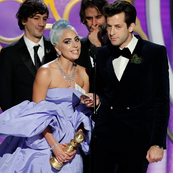 Lady Gaga Celebrated Her 2019 Golden Globes Win in the Cutest Way Possible