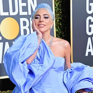 Lady Gaga, 2019 Golden Globe Awards