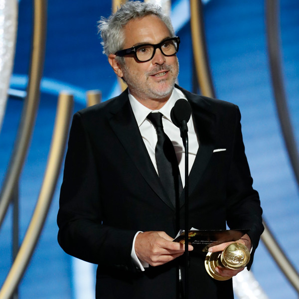 Alfonso Cuarón Schools Reporter Over Roma Going to Netflix