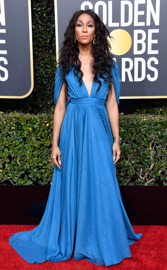 Mj Rodriguez, 76th Annual Golden Globe Awards, Red Carpet Fashions