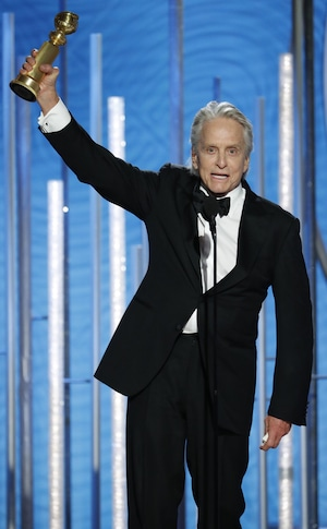 Michael Douglas, 2019 Golden Globes, Golden Globe Awards, Winners
