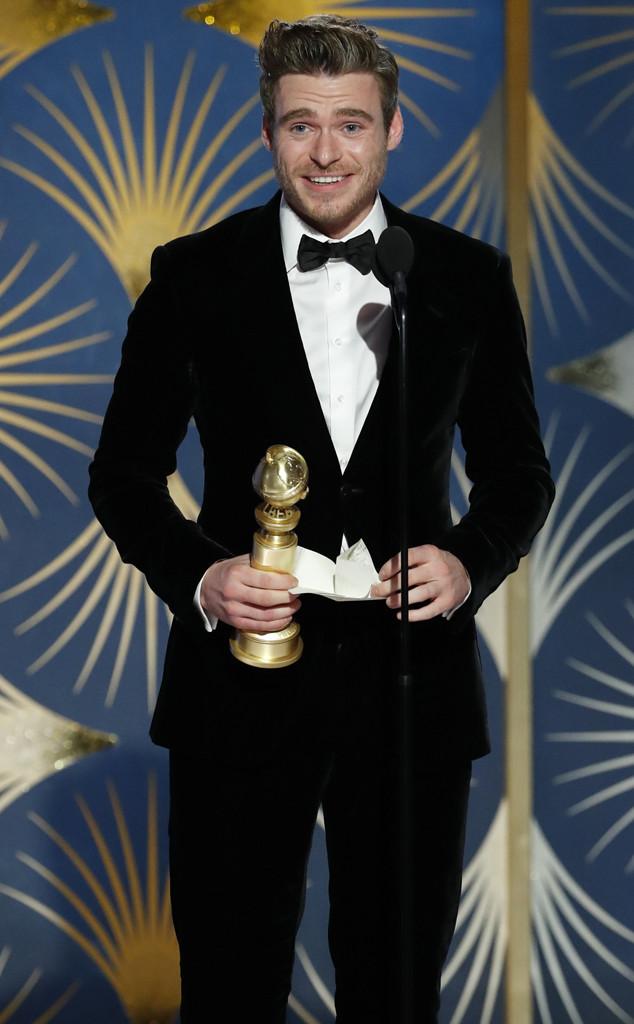 Richard Madden, 2019 Golden Globes, Golden Globe Awards, Winners