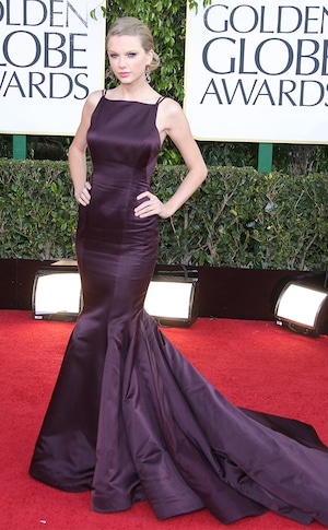 Taylor Swift, 2013 Golden Globe Awards