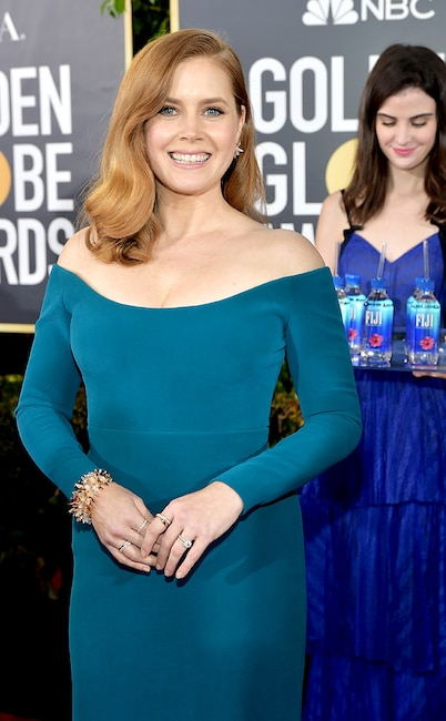 Amy Adams, Fiji Water