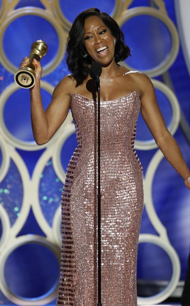 Regina King, 2019 Golden Globes, Golden Globe Awards, Winners