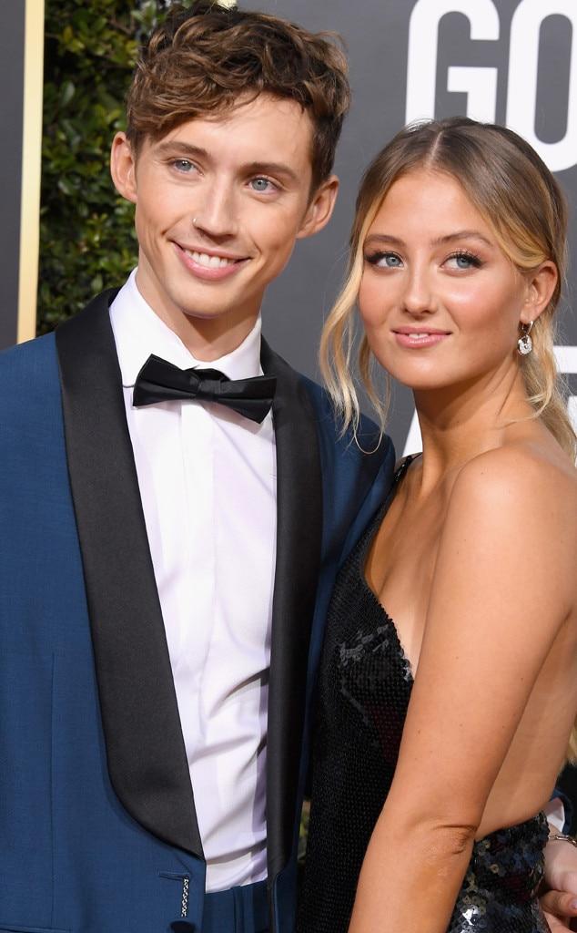 Troye Sivan and Sage Sivan, Golden Globe Awards