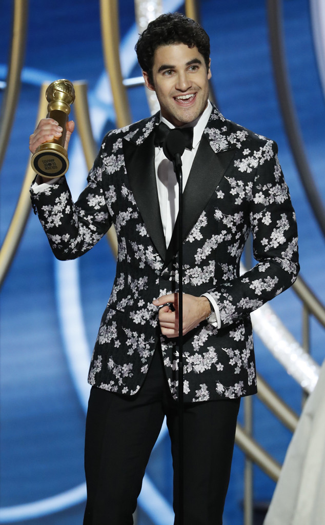 Darren Criss, 2019 Golden Globes, Golden Globe Awards, Winners