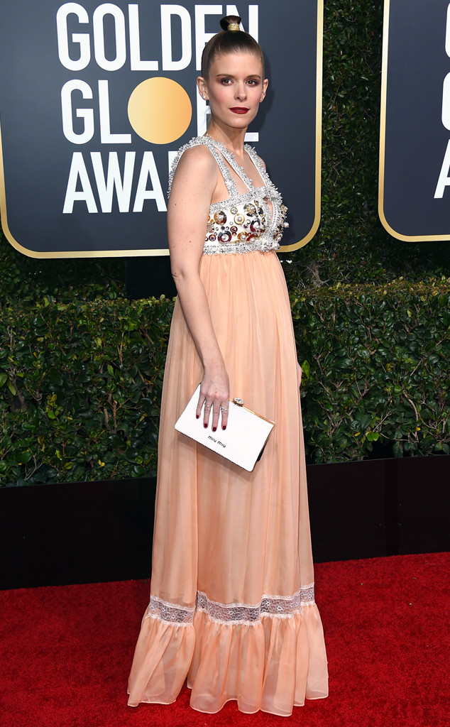 Kate Mara, 2019 Golden Globes, Golden Globe Awards