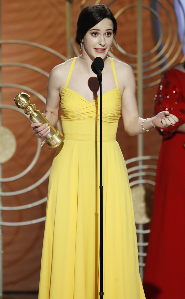 Rachel Broshahan, 2019 Golden Globes, Golden Globe Awards, Winners