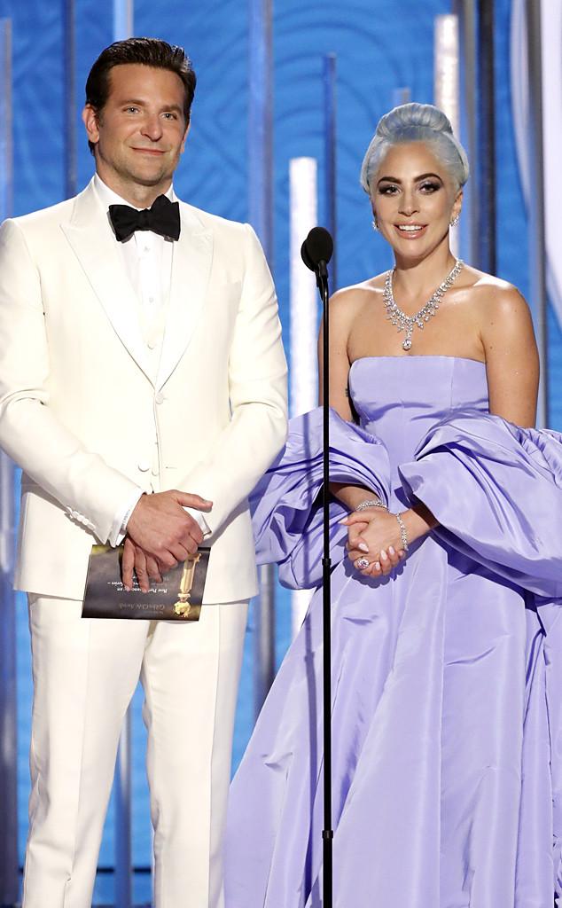 Bradley Cooper, Lady Gaga,76th Annual Golden Globe Awards