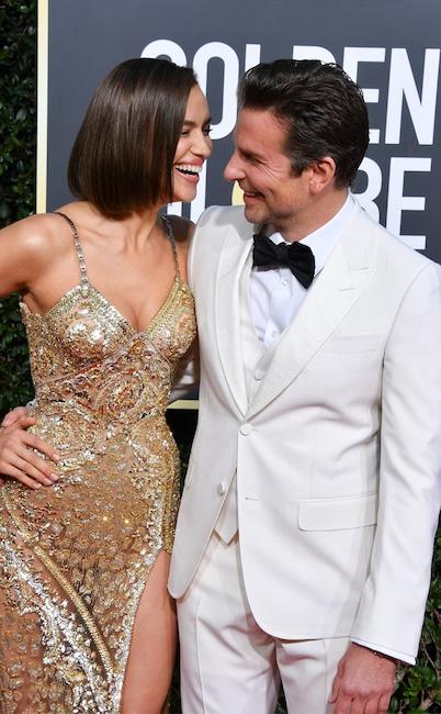 Irina Shayk, Bradley Cooper, Golden Globe Awards 2019, Golden Globes, Candids