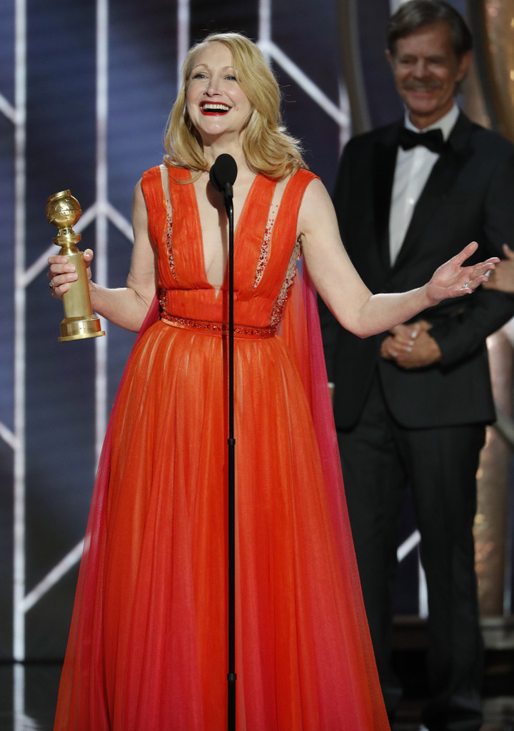 Patricia Clarkson, 2019 Golden Globes, Golden Globe Awards, Winners