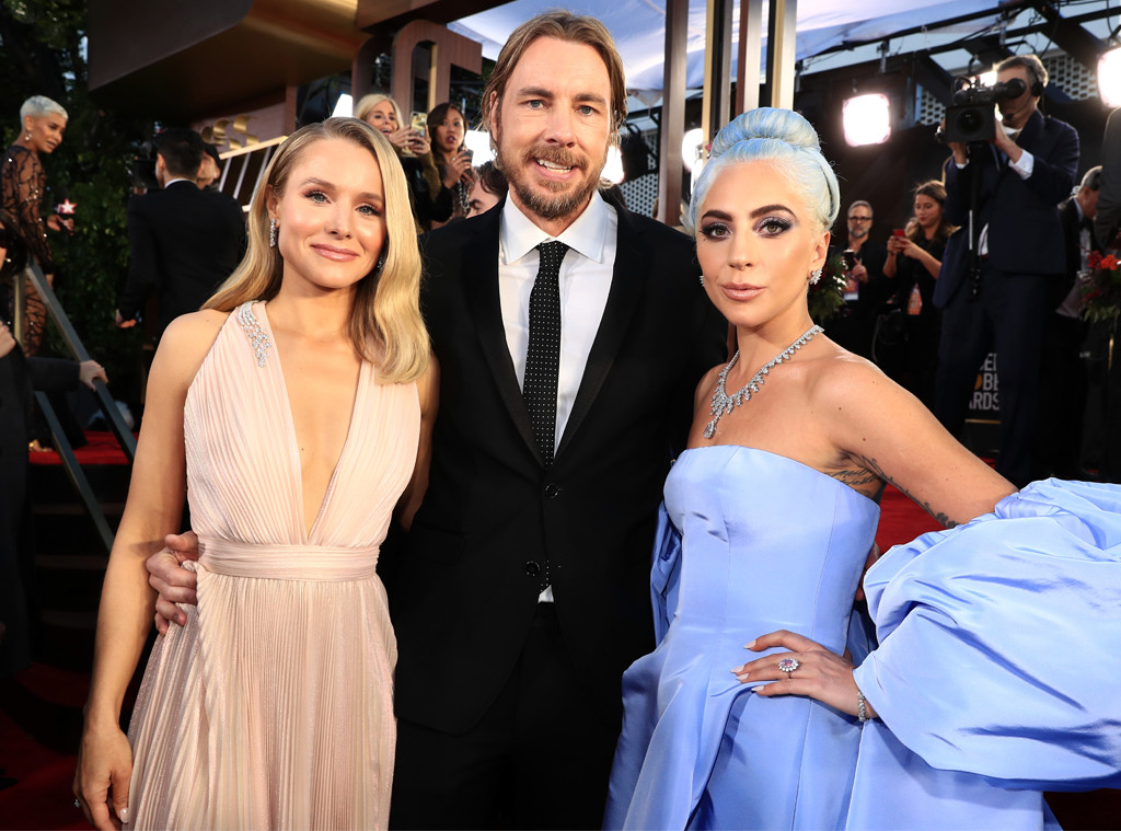 All the Stars Who Gave Us Major FOMO at the 2019 Golden Globes