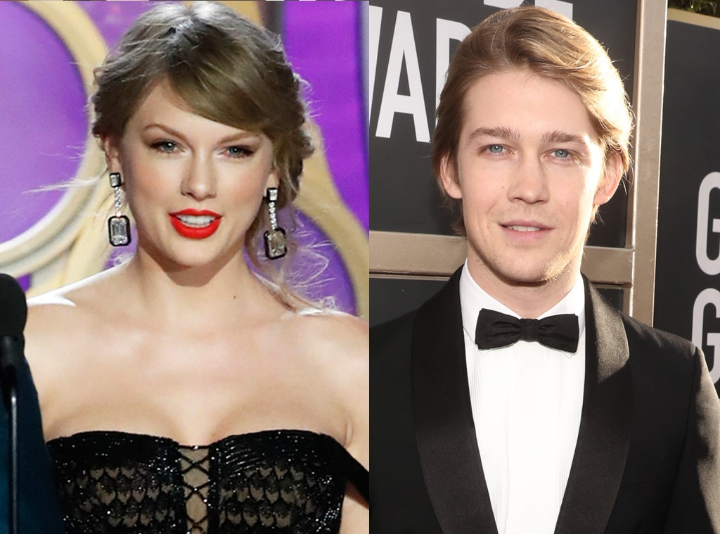 Taylor Swift, Joe Alwyn