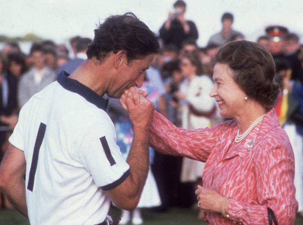 Prince Charles, Queen Elizabeth II, 1985