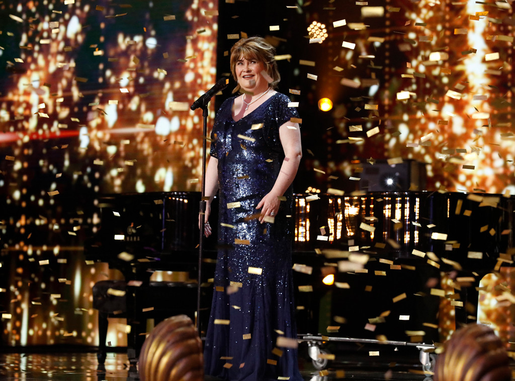 Susan Boyle, America's Got Talent: The Champions