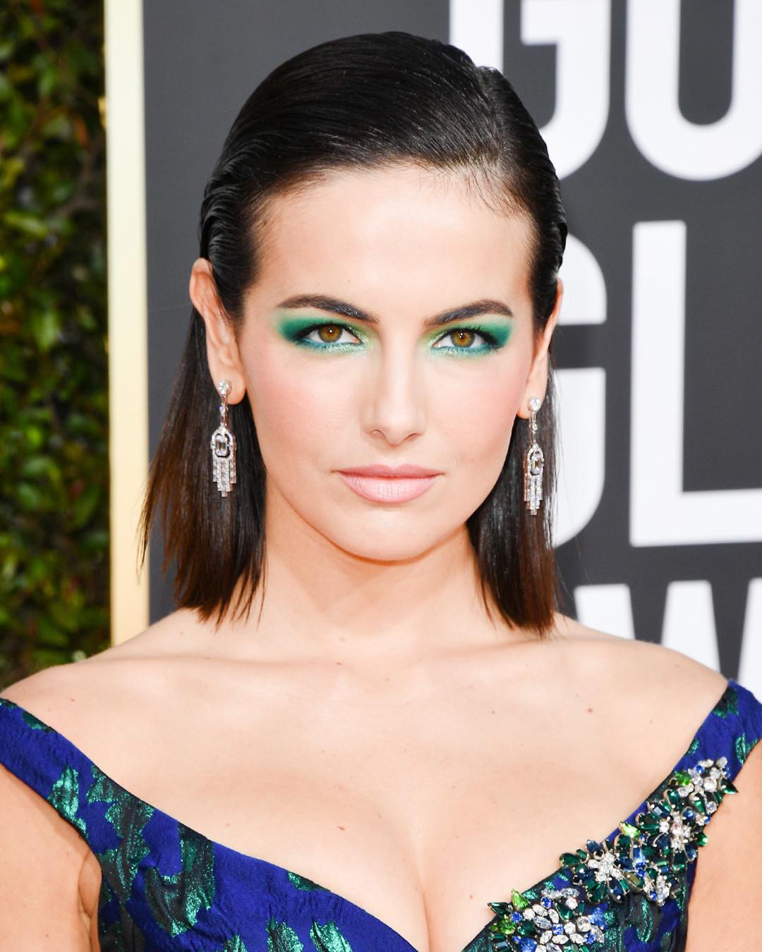 ESC: Golden Globes Beauty, Camilla Belle