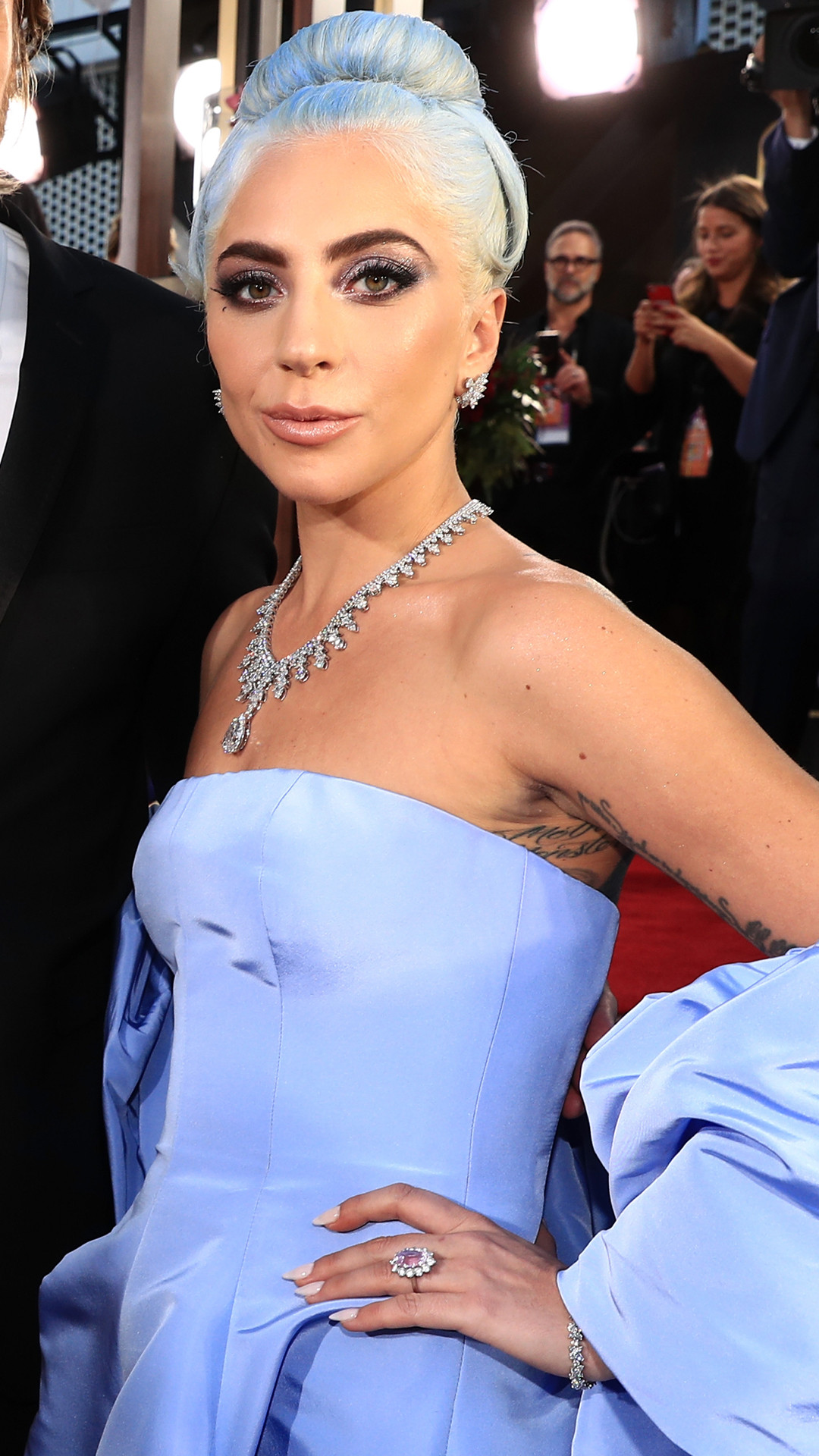 Lady Gaga, 2019 Golden Globe Awards, Golden Globe Awards