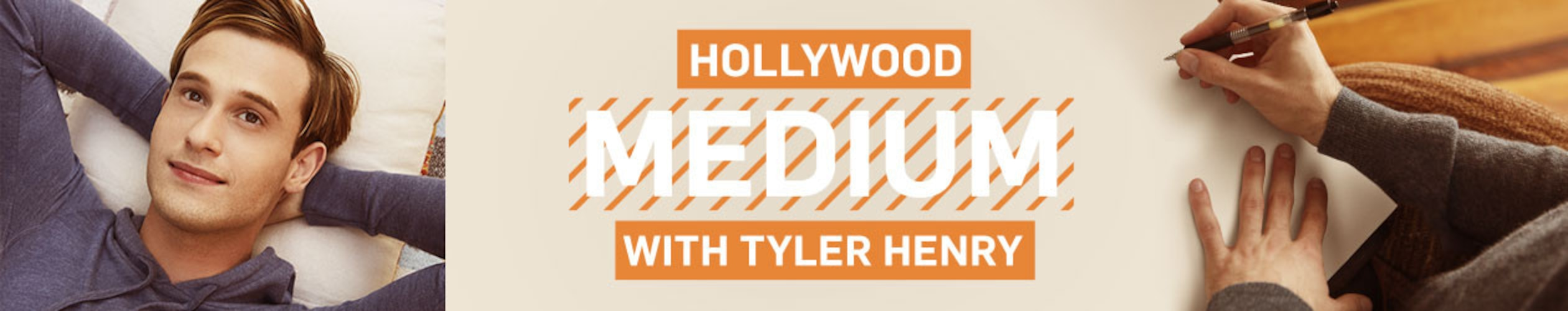 Hollywood Medium With Tyler Henry Season 4 Show Page Assets