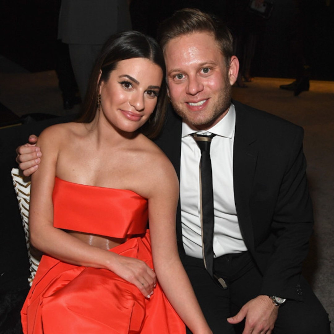 Lea Michele Gives Birth Welcomes First Child With Zandy Reich – E! NEWS