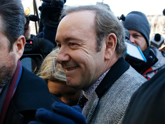 Kevin Spacey's Sexual Assault Case Dismissed Due to ''Unavailability of Complaining Witness''