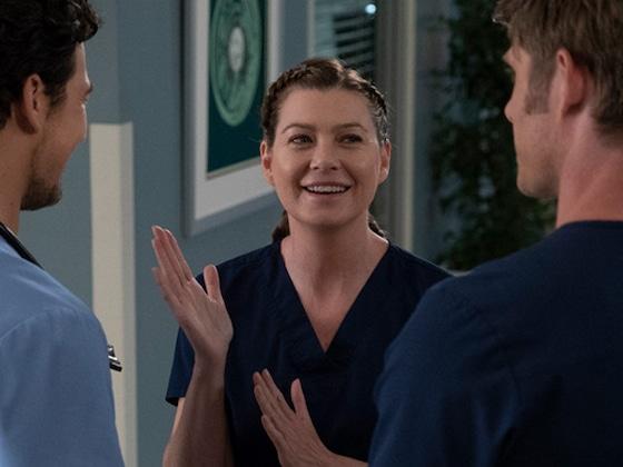 Love Triangles In Elevators: <i>Grey's Anatomy</i> Stars Talk Midseason Premiere