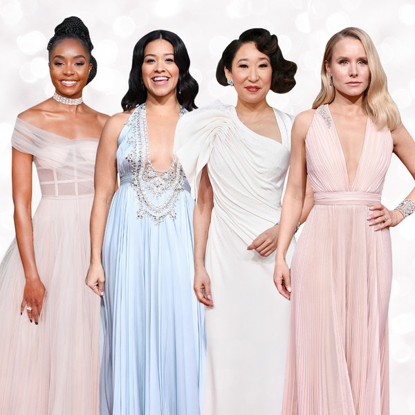 7 Golden Globes 2019 Dresses That Could Be Your Wedding Gown
