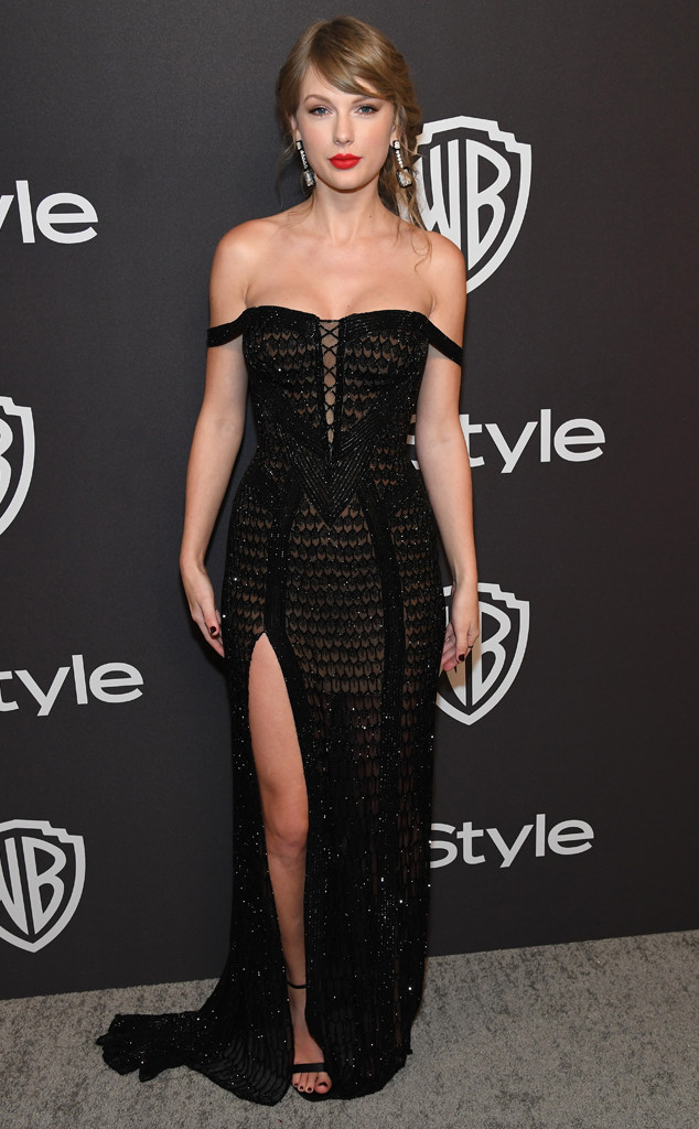 Taylor Swift, 2019 Golden Globe Awards, After Party