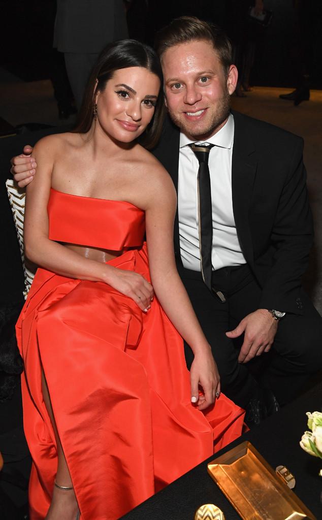 Lea Michele Marries Zandy Reich In Northern California E Online
