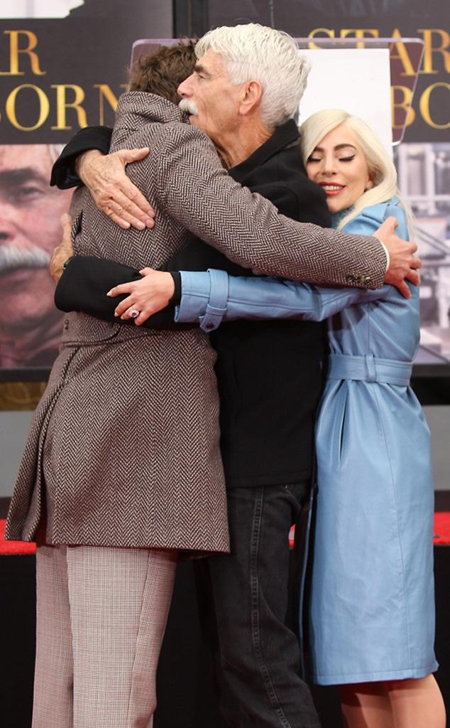 Bradley Cooper, Sam Elliott, Lady Gaga