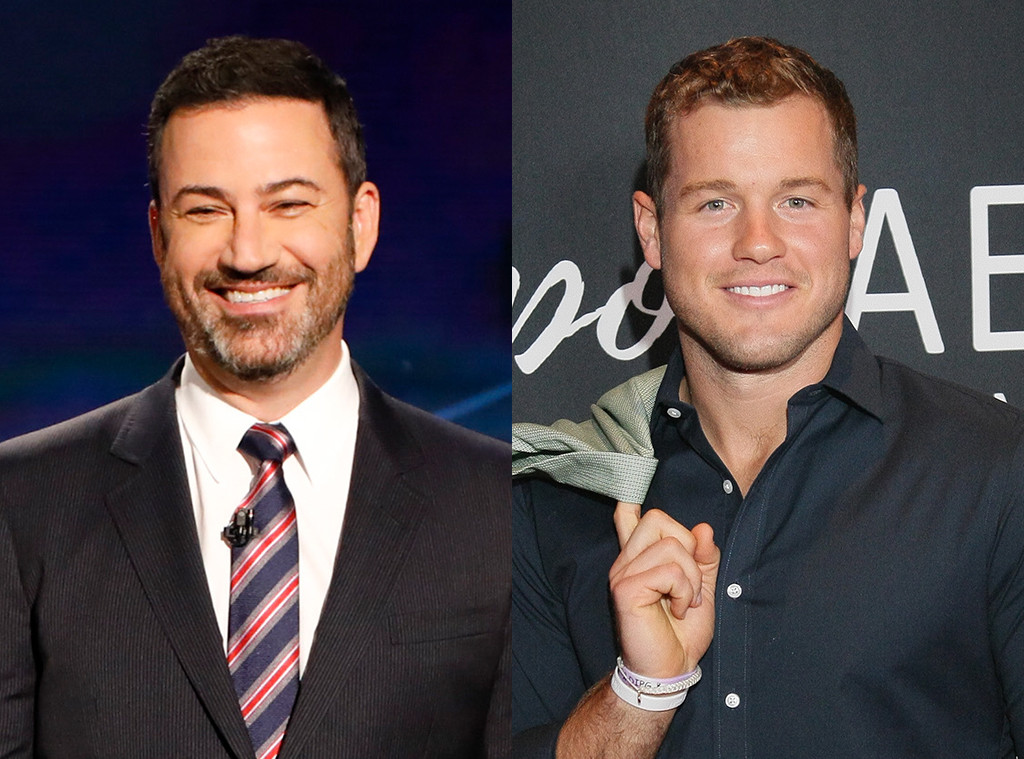 Jimmy Kimmel, Colton Underwood