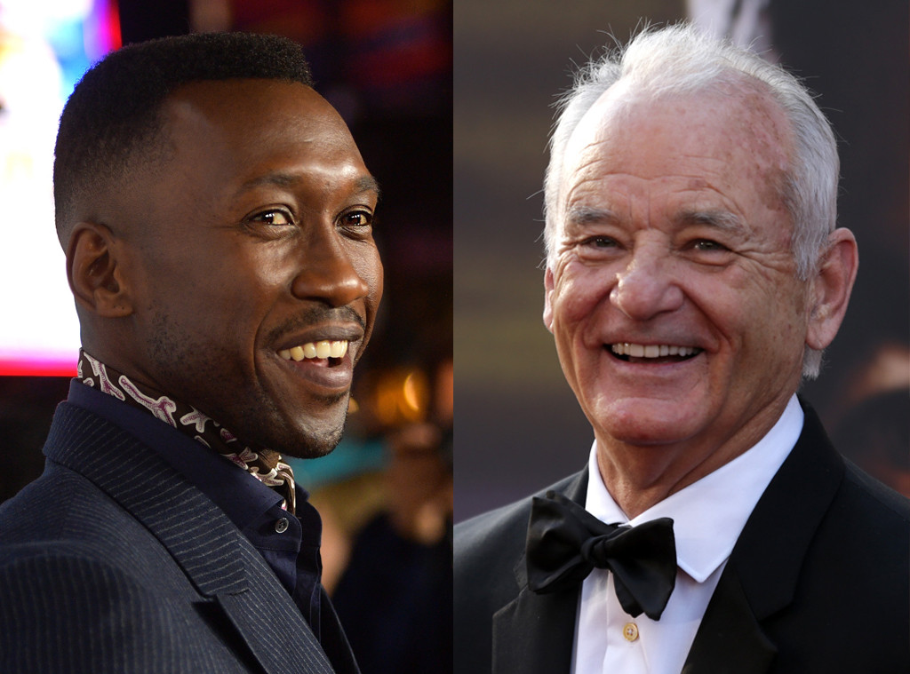 Mahershala Ali, Bill Murray