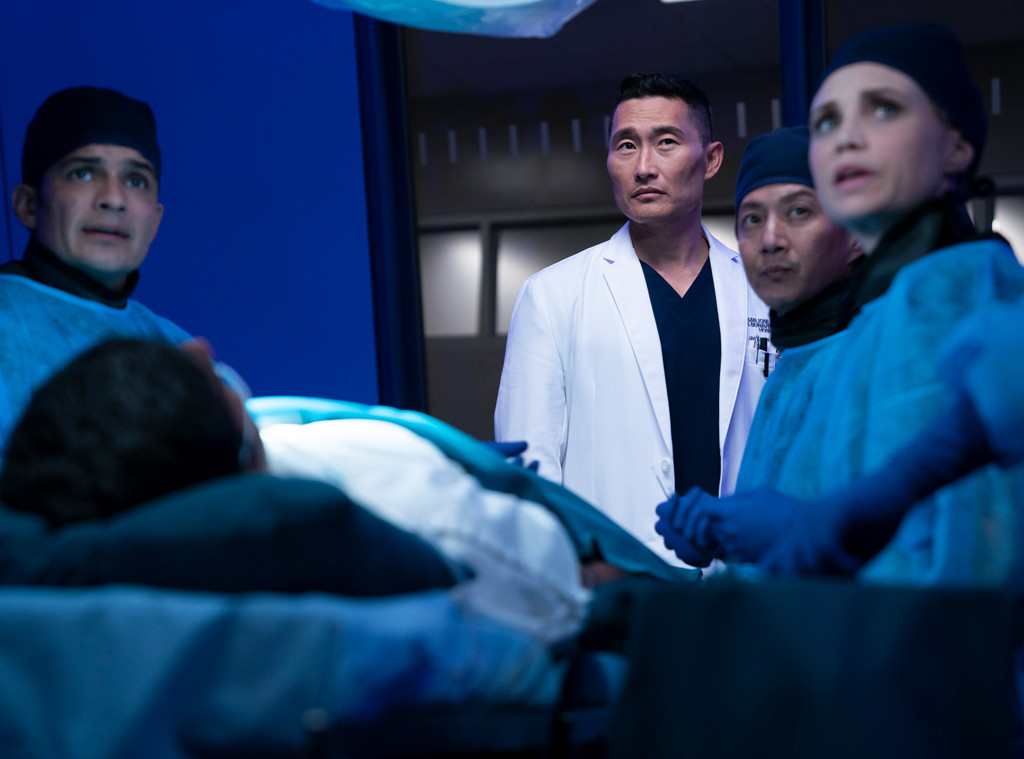 The Good Doctor, Daniel Dae Kim