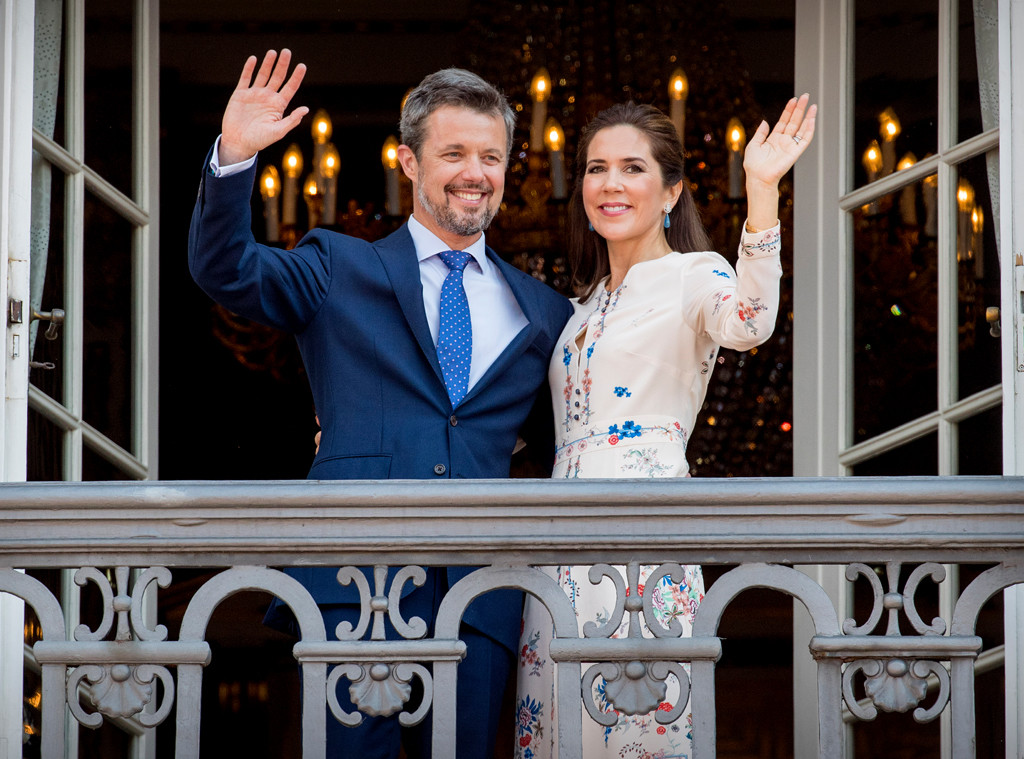 Princess Mary, Prince Frederik, Denmark