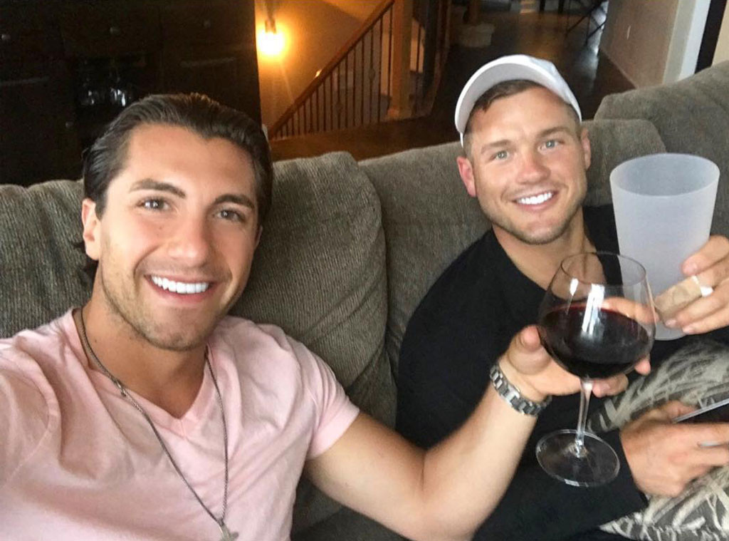Jason Tartick, Colton Underwood