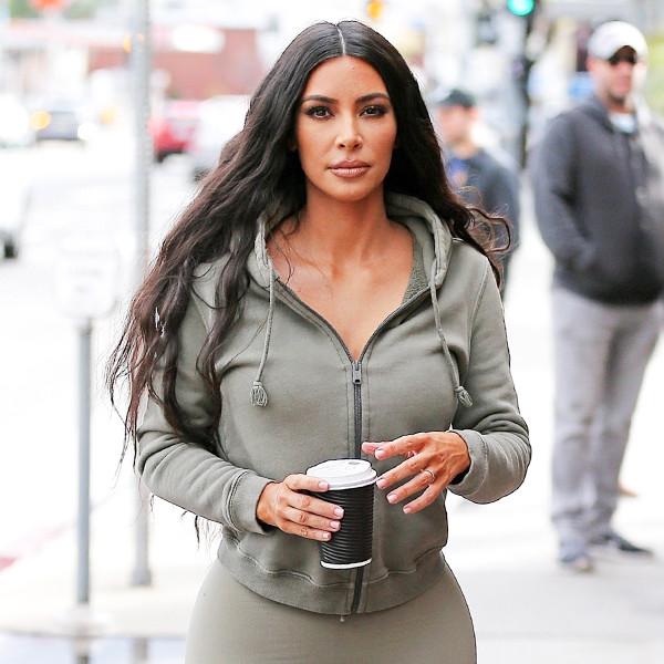 ESC: Celeb Street Style, Kim Kardashian
