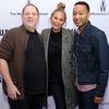 Harvey Weinstein, Chrissy Teigen, John Legend