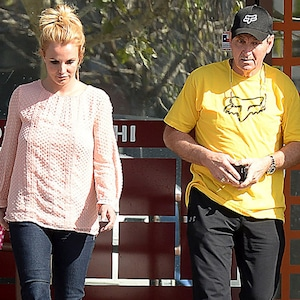 Britney Spears, dad Jamie Spears