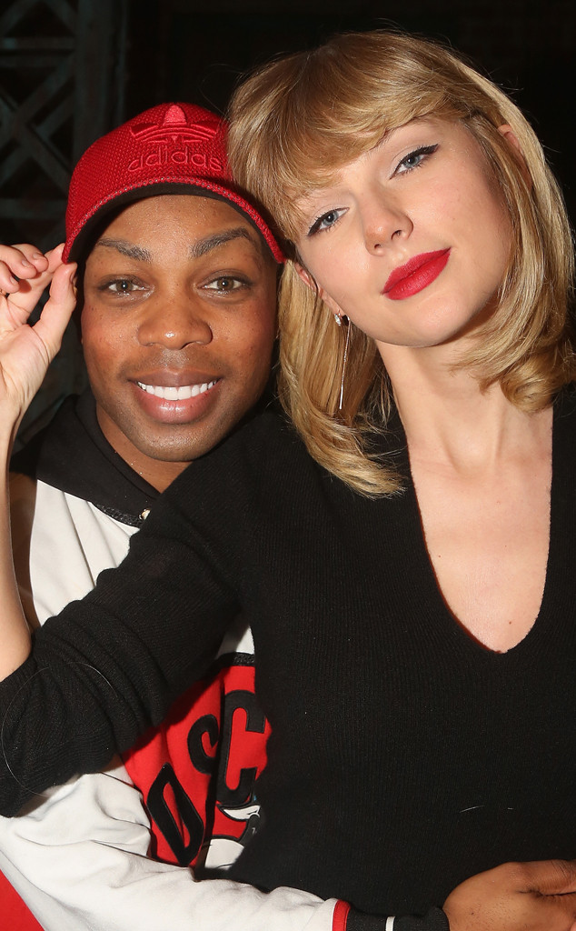 Todrick Hall, Taylor Swift