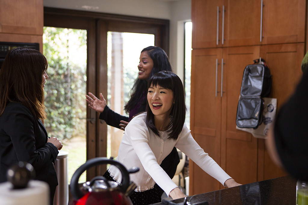 Um, Tidying Up With Marie Kondo Was Almost a Scripted TV Show