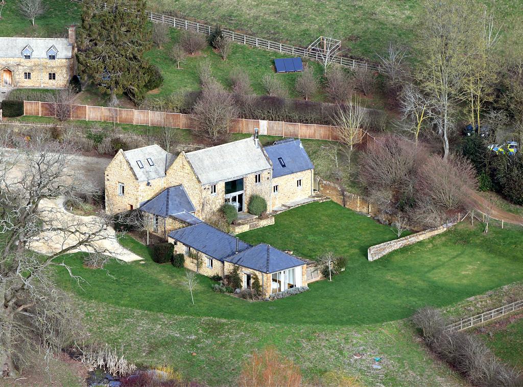 OXFORDSHIRE Home, Prince Harry, Meghan Markle