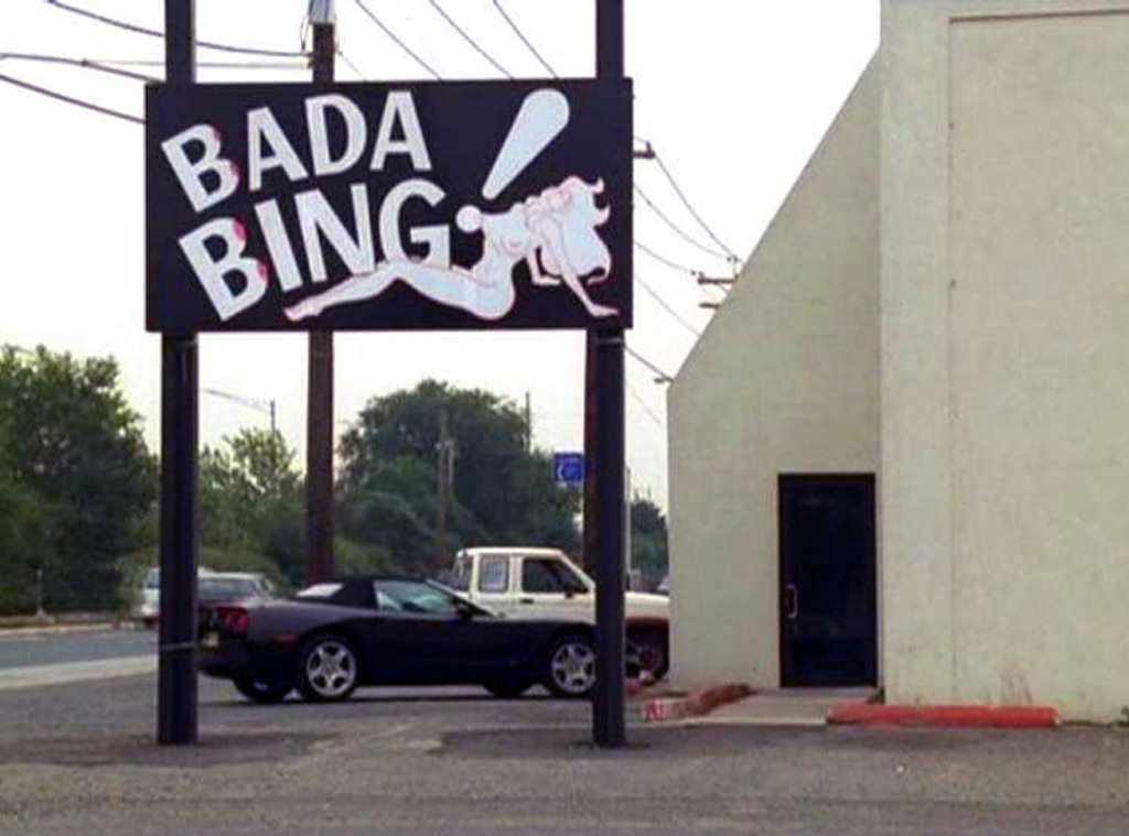 The Real Bada-Bing from Secrets About The Sopranos   E! News