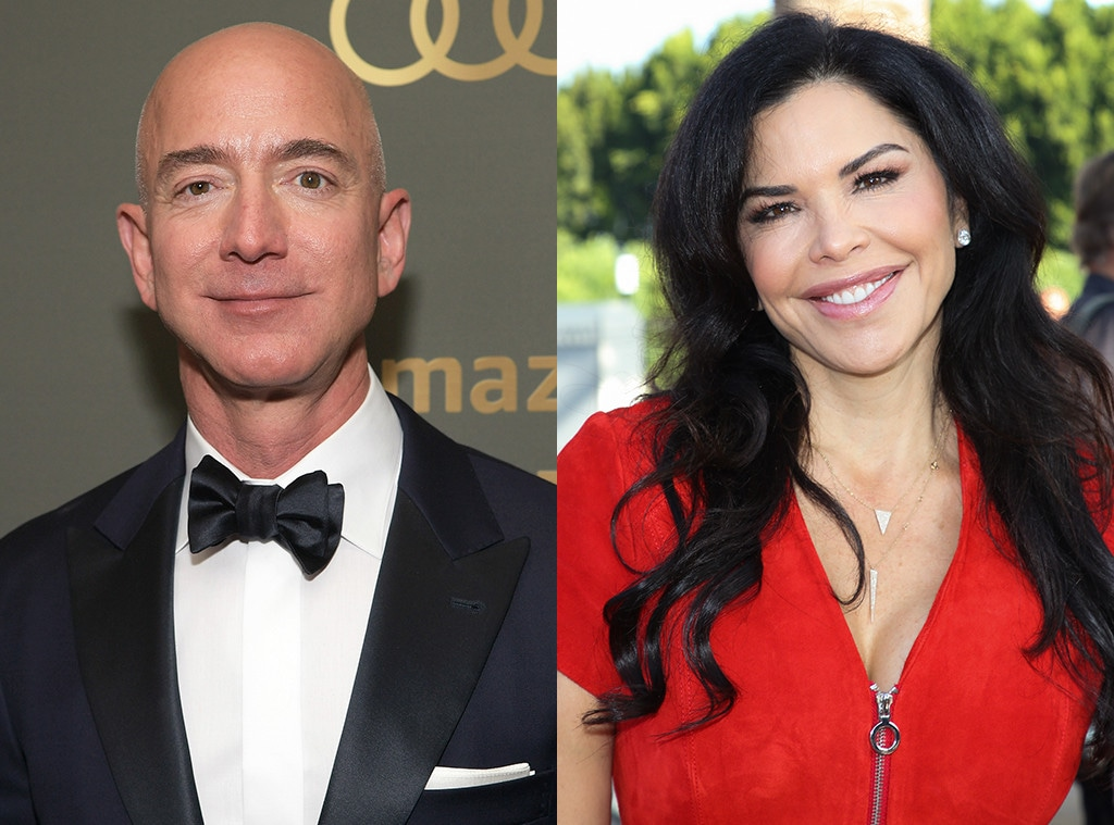 Jeff Bezos, Lauren Sanchez